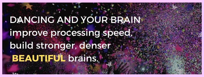 Benefits of dancing on your brain health
