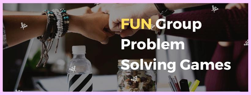 Fun Group Brain Problem Solving Games For Seniors
