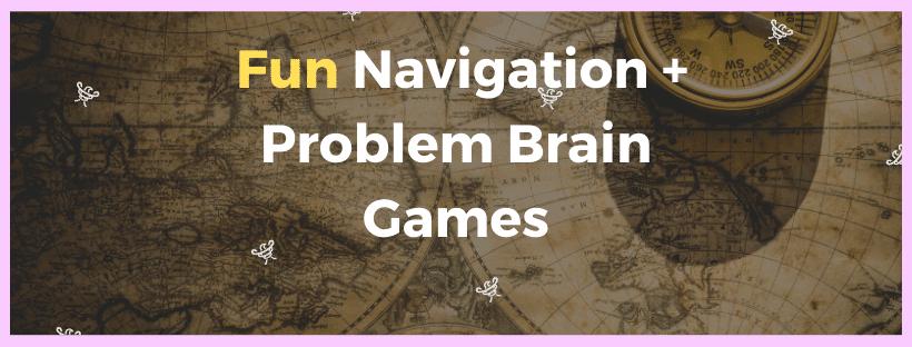 Fun Navigation Problem Brain Games For Seniors